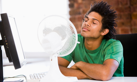 Keep cool on your finances