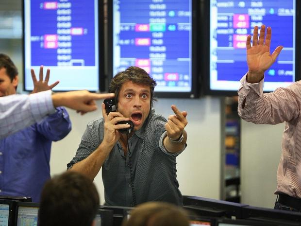 stockmarket chaos
